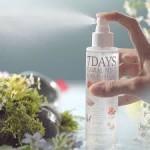 7 Days Cvetni hidrator za lice za balansiranje, umirenje, hidrataciju i oslobađanje od stresa 150ml Ariul sprej