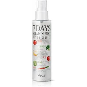 7 Days Ariul Hidrator za lice vitaminski 3 u 1 toner, hidratacija i čišćenje 150ml sprej