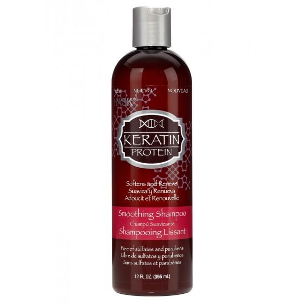 Hask šampon keratin protein 355ml  obnavlja i omekšava kosu