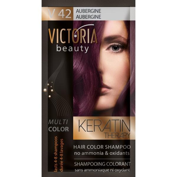 Kolor šampon sa keratinom V42 patlidzan