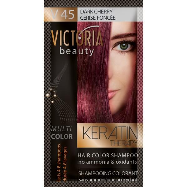 Kolor šampon sa keratinom V45 crna tresnja