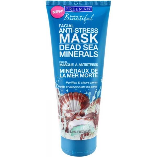 Antistres maska sa mineralima iz Mrtvog mora