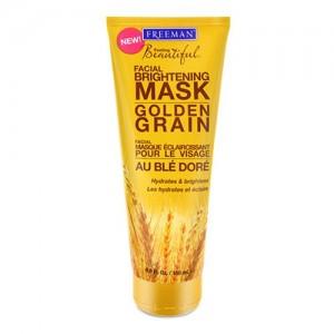 Maska za lice  za izbeljivanje - zlatno zrno tuba
