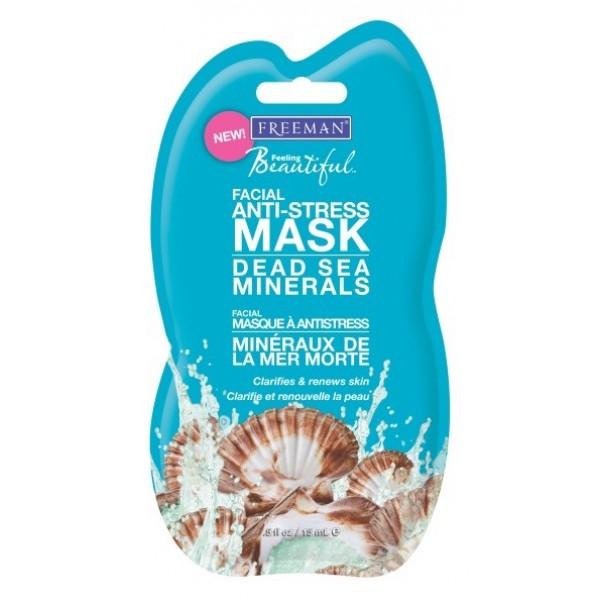 Antistres maska sa mineralima iz Mrtvog mora putno pakovanje 15ml