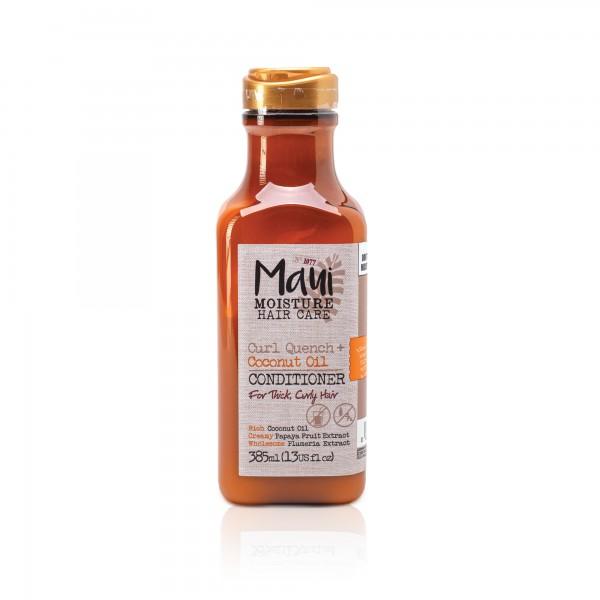 Maui Coconut Curl Quench Regnerator za kosu za gustu i kovrdžavu kosu kokosovo ulje 385ml