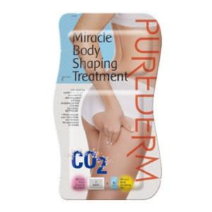 Purederm tretman za oblikovanje tela anti-celulit CO2 flaster i gel