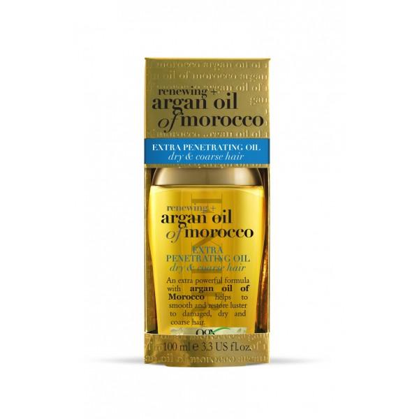 OGX Arganovo ulje iz Maroka za intenzivnu regeneraciju Extra Snaga za oštećenu kosu