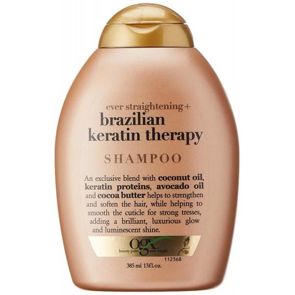 OGX brazilski keratin šampon za ravnjanje kose 385ml