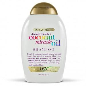 OGX šampon za kosu čudotvorno kokosovo ulje + ekstra snaga i oporavak od oštećenja 385ml
