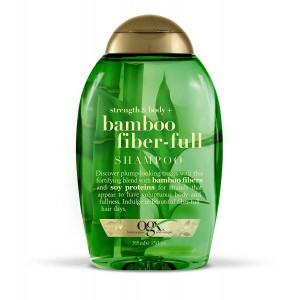 OGX Šampon sa bambusovim vlaknima i proteinima soje za jačanje kose 385ml
