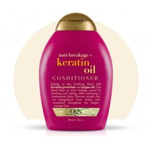 OGX Regenerator sa keratinskim uljem protiv lomljenja dlake 385ml