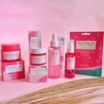 Ariul LUBENICA Hydro Glow krema, serum, gel hidrator i noćna maska paket za hidrataciju, protiv starenja i bora