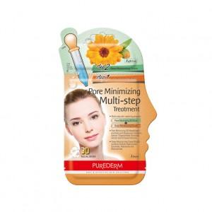 Purederm tretman maska za lice za skupljanje pora