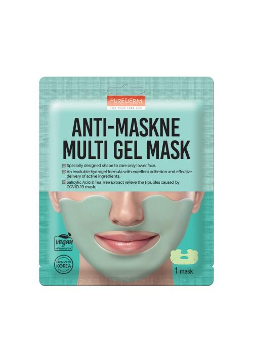 Purederm Anti-maskne multigel maska za lice