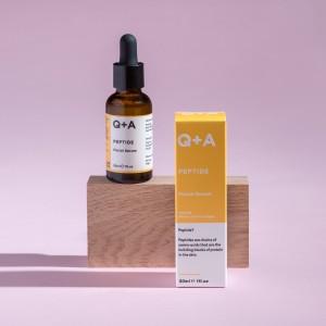 Q+A peptidi serum za lice 30ml