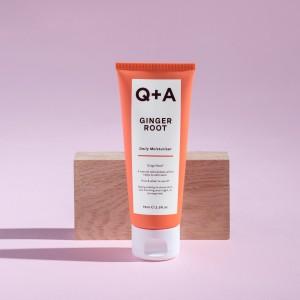 Q+A đumbir koren dnevna hidratantna krema 75ml za sve tipove kože