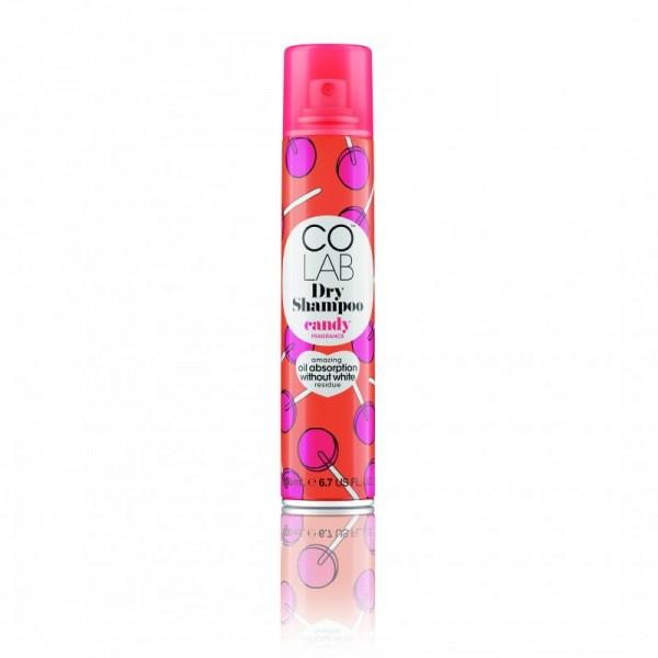 Colab Candy slatka malina i vanila krem suvi šampon 200ml