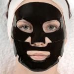 Maska za lice sa bambus aktivnim ugljem i kolagenom