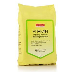 Maramice za skidanje šminke i čišćenje lica vitamin 30 kom.