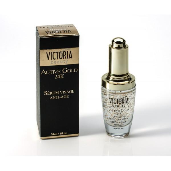 Active Gold 24K zlatni serum protiv starenja kože 30ml.