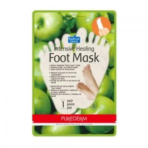 Purederm intenzivna lekovita maska čarape za negu nogu