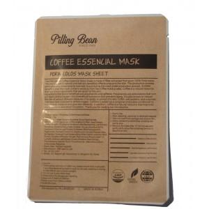 Pilling Bean maska esencija kafe poria kokos