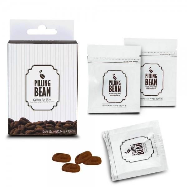 Kafa Premium piling za lice za dubinsko čišćenje i skidanje mrtvih ćelija 4g