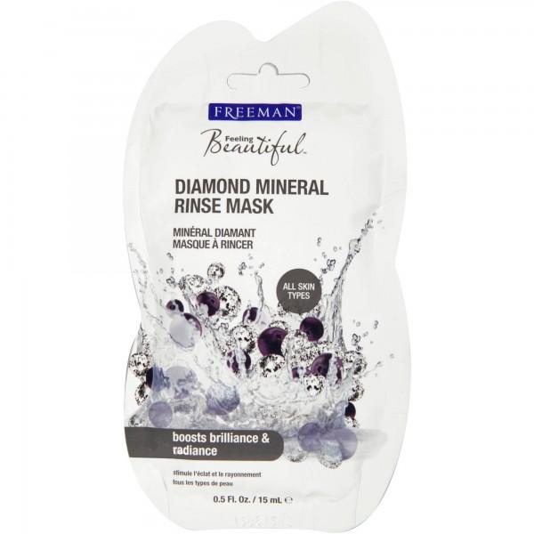 Dijamantska mineralna maska putno pakovanje 15ml